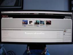 Monitor LG 29UM67 de 29 polegadas Ultrawide Freesync 75Hz completo na caixa