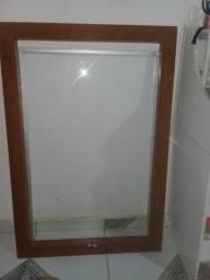 Vendo um vidro com moldura