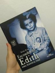 Livro Escondendo Edith