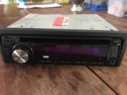 Rádio Automotivo Kenwood Usb Cd