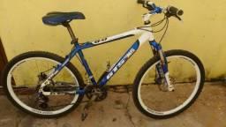 Bike GTS M5 aro 26 (preço negociável, passo cartão )