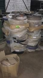 Fita de Borda PVC Rehau de diversas espessuras e larguras