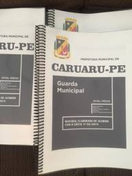 Apostila Guarda Municipal Caruaru-PE