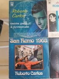 Discos de Vinil Roberto Carlos Grandes sucessos