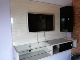 """Painel + TV LG 32"""""""