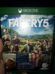 Farcry 5 (xbox one )