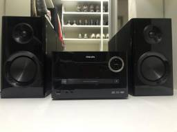 Mini System Philips ( novo)