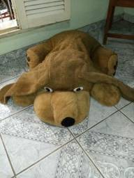 Cachorrão de pelucio com 1 metro