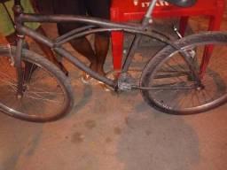 Bicicleta praiana com aero