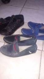 Calçados masculinos tamanho 41