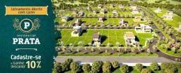Terrenos com ótima localização e a prazo-Residencial Prata-Barretos/SP