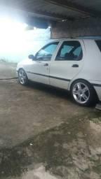 Palio branco 98 - 1998