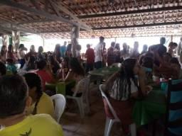 Temos acomodações para 100 ou mais pessoas (Região do Cumbuco)
