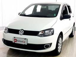 VolksWagen Fox 1.0 Mi Total Flex 8V 5p - Branco - 2014 - 2014