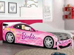 Cama Juvenil Carro Barbie
