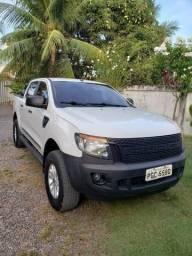 Ford Ranger XL CD 4x4 2.2 Turbo Diesel 2012/2013 - 2013