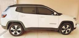 Jeep Compass R$96.900 com kit pack premium - 2018