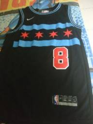 Camisa NBA Bulls Zach Lavine