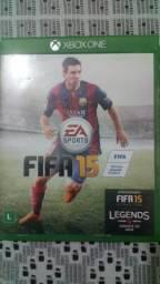 Vendo/Troco jogo FIFA 15