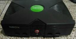 Xbox Clássico com defeito - liga mas não da imagem