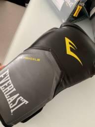 Tênis e luvas para box Everlast