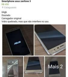 ASUS Zenfone 3 - CATAGUASES