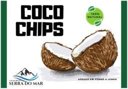 COCO CHIPS NATURAL. Fino e Crocante
