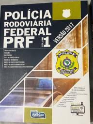 Livros concurso PRF