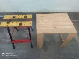 Mesa + bancada Portátil