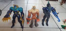 Vilões da animação  Max Steel