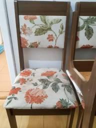 4 cadeiras de jantar