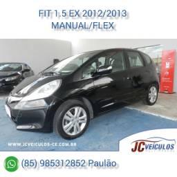 Honda Fit 1.5 EX 2012/2013