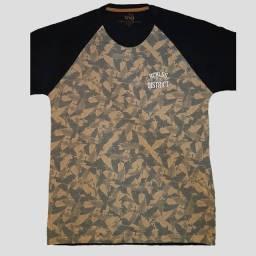 Camiseta estampada TNG