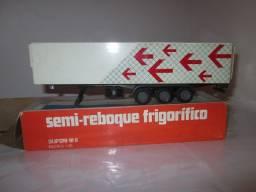 Semi reboque frigorifico