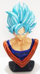 Busto Goku Blue Dragon Ball Super