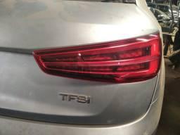 Par Lanterna Traseira Original - Audi Q3 2011 - 2015