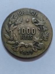 1000 Réis 1927