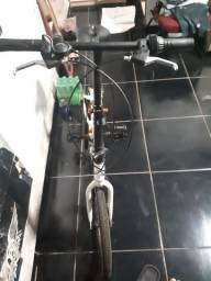 Bicleta urbana articulada zero