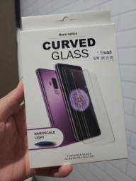 Pelicula de Vidro UV - Samsung Note 9