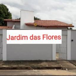 Vendo Casa no jardim das flores