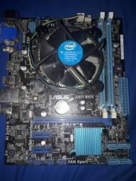 Kit Intel Lga 1155 I5 3570 3,8Ghz turbo, 10GB Ram