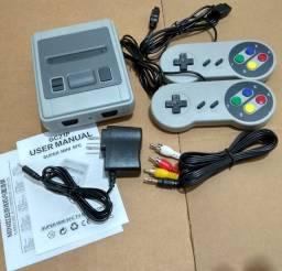 Mini Console Famicom Retro 621 Jogos 8 Bits