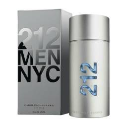 Perfume 212 tradicional 100ml original lacrado