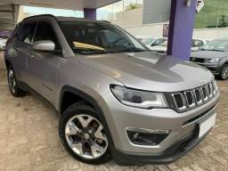 Jeep Compass 2.0 16V Flex Longitude Aut 2019.2019 + Ipva 2020 - 2019