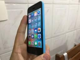 IPhone 5c 16gb - Azul, Seminovo , Completo, Original! comprar usado  Rio de Janeiro