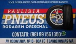 Pneus Semi Novos- Motos- Carros - Caminhonete