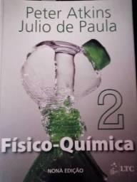 Livro Físico-Química