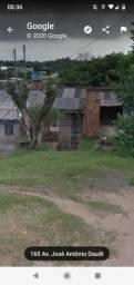 Terreno com duas casas em Viamão Vila Universal