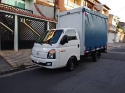 Hyundai Hr 2.5 Tci Hd Turbo Intercooller Baú Sider - 2016