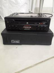 Rádio original Chevrolet